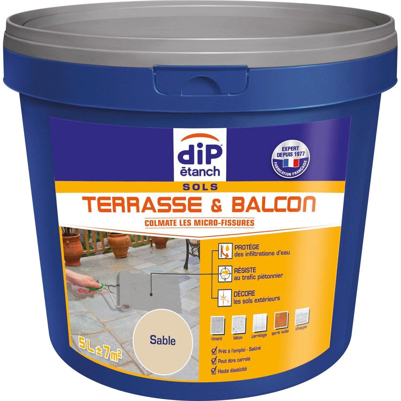 Parfait Traitement Du0027étanchéité Sol Terrasse U0026 Balcon, ...