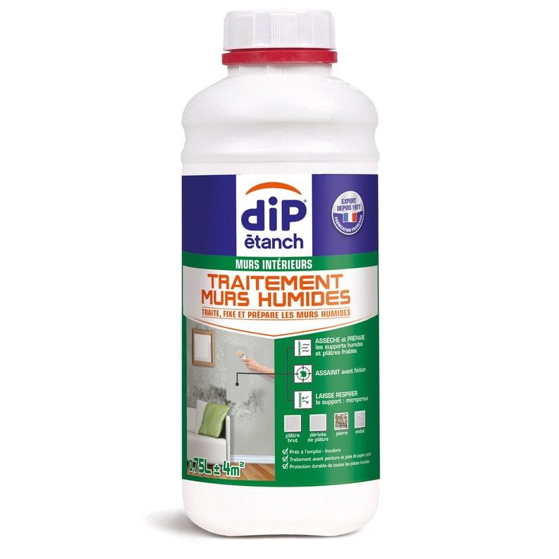 Traitement Mur Humide Dip Incolore 0 75 L