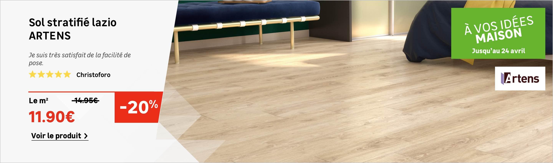 parquet stratifi et plancher with stratifie haute pression pour salle de bain. Black Bedroom Furniture Sets. Home Design Ideas