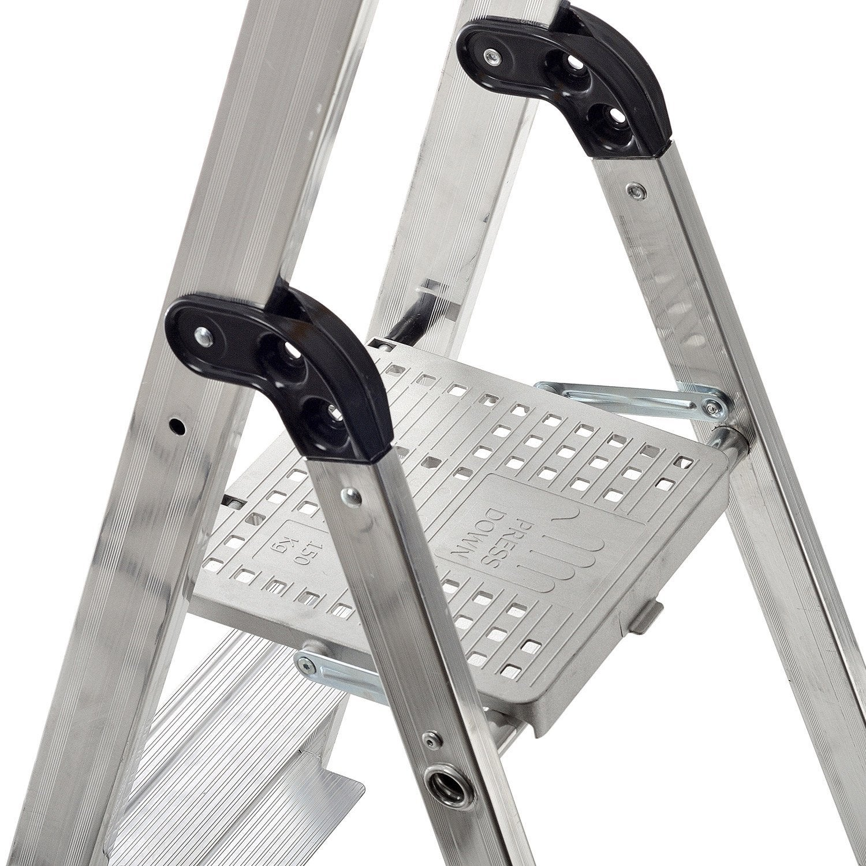 escabeau aluminium 10 marches utilisation intensive. Black Bedroom Furniture Sets. Home Design Ideas