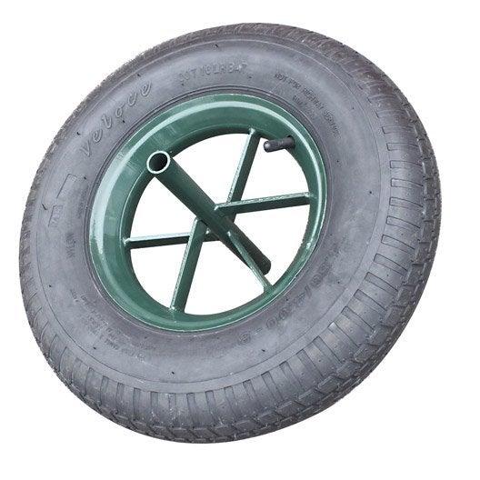 Id es de transformation d 39 une roue de brouette pour for Chambre a air pour glisser