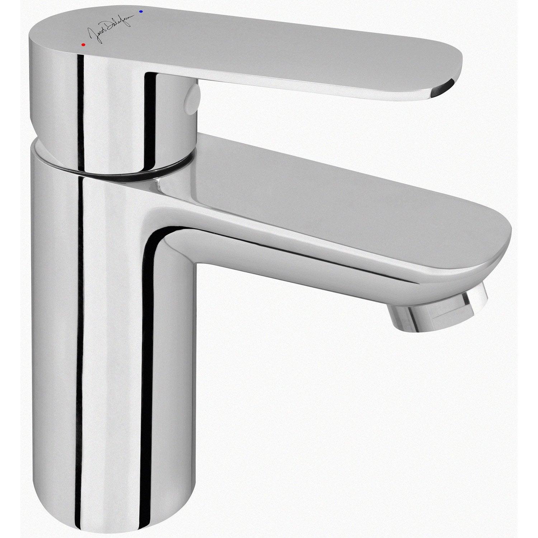 mitigeur de lavabo chrom brillant jacob delafon oscar. Black Bedroom Furniture Sets. Home Design Ideas