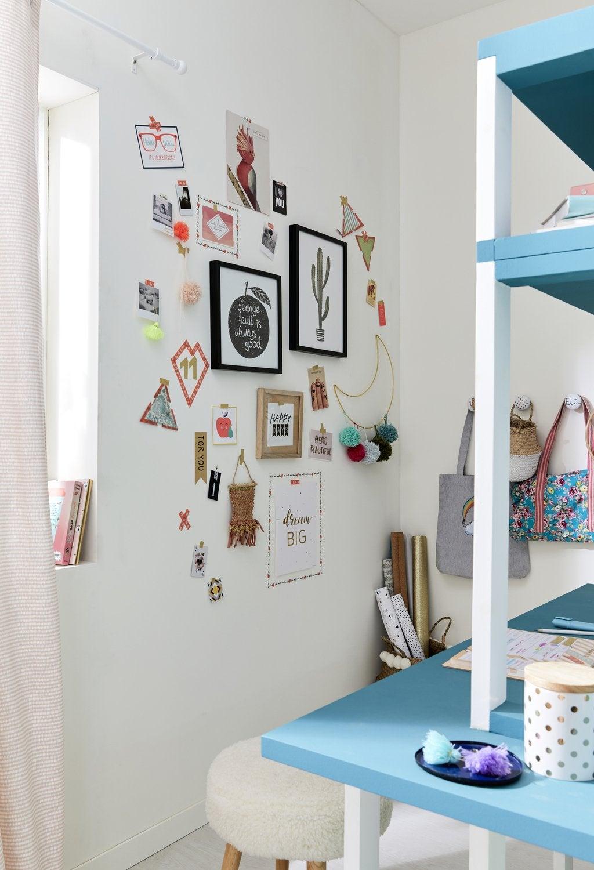 Papier Peint Chambre Fille Ado habillez le mur de la chambre d'ado avec ce papier peint