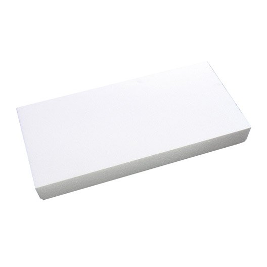 polystyrène expansé pour iso. thermique par l'ext. prb 1.2x0.6m