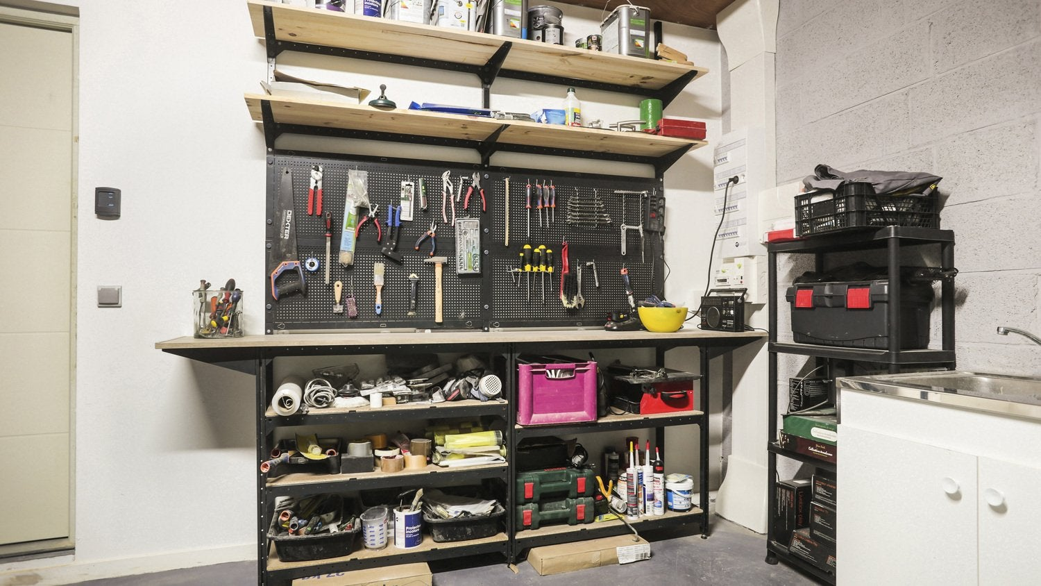 Atelier / Cave / Garage SPACEO