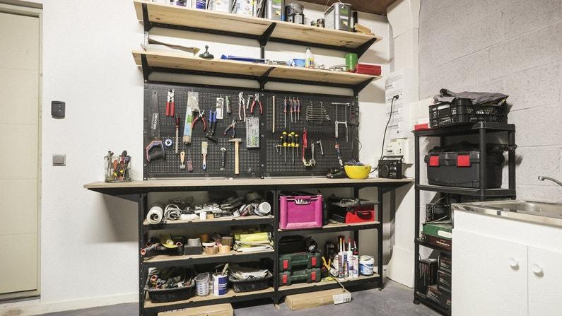 atelier de Guillaume à BoisGuillaume 5  15 ~ Garage Bois Guillaume