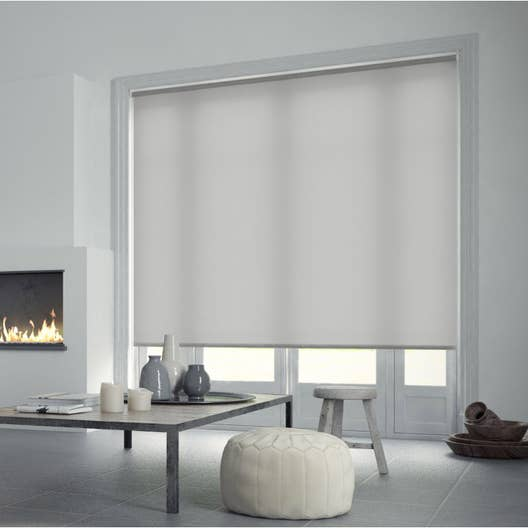 store enrouleur tamisant inspire gris galet n 6 120x250. Black Bedroom Furniture Sets. Home Design Ideas