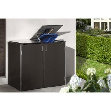 rangement ext rieur coffre de jardin armoire au. Black Bedroom Furniture Sets. Home Design Ideas
