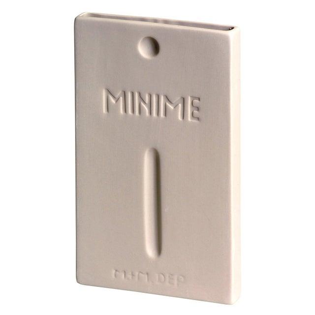 Saturateur Minime Standard Céramique Ivoire 320 Ml