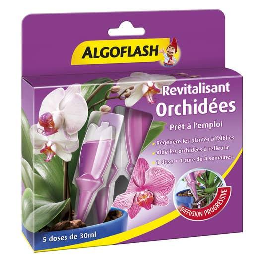 Engrais orchidées ALGOFLASH 30 ml | Leroy Merlin