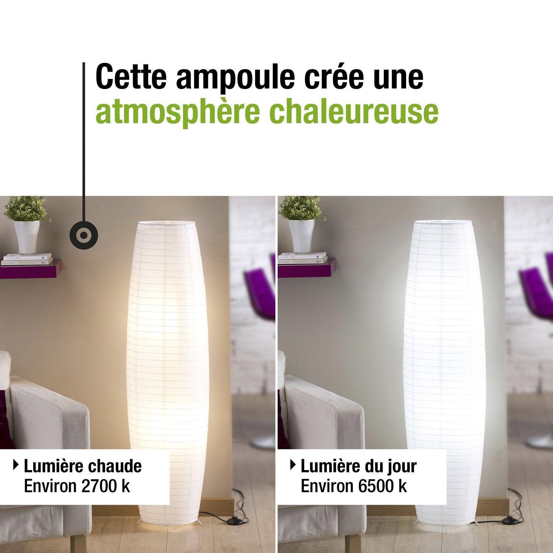 Variateur Ampoule Flamme 40wE14 Led 6w470lméquiv Compatible Xanlite 3R4AjL5q