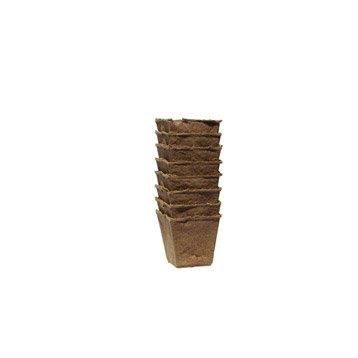 Pots pour semis fibre de bois et tourbe NORTENE