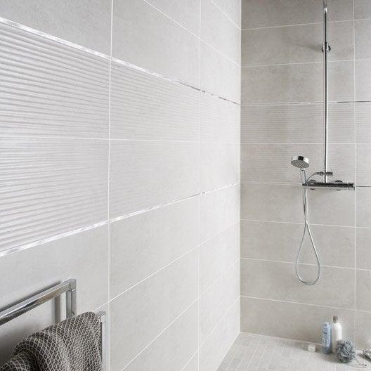 listel techno gris l 0 8 x cm leroy merlin. Black Bedroom Furniture Sets. Home Design Ideas