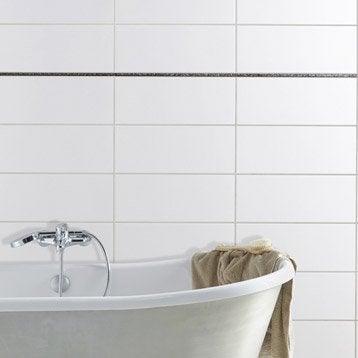 D cor listel et accessoires carrelage mural leroy merlin - Listel salle de bain ...