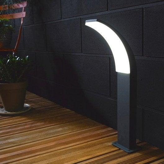 borne et potelet ext rieur au meilleur prix leroy merlin. Black Bedroom Furniture Sets. Home Design Ideas