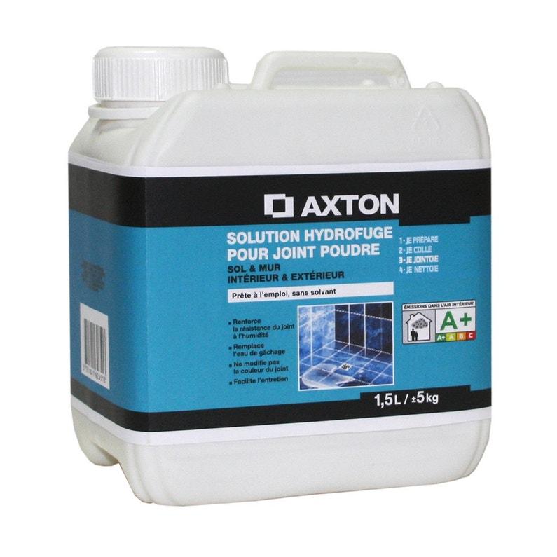 Solution Hydrofuge Pour Carrelage Et Mosaïque Axton Blanc 1 5 L