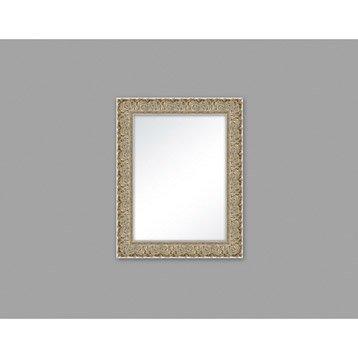 Miroir design industriel miroir mural sur pied leroy for Miroir 50 70