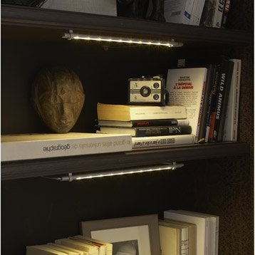 Kit 3 réglettes Vedi, LED 1 x 1 W, LED intégrée