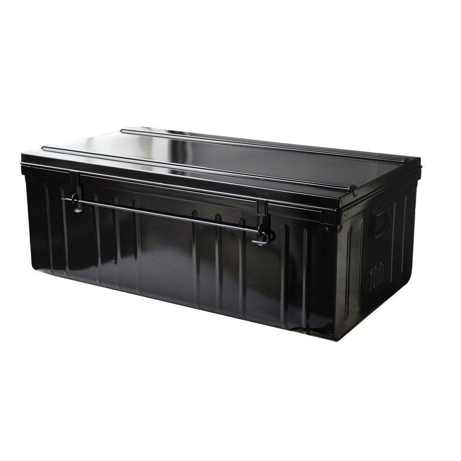 cantine snor cm noir leroy merlin. Black Bedroom Furniture Sets. Home Design Ideas