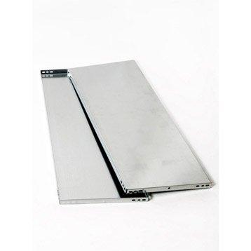 Tablette pour versatile AR SISTEMAS, l.100 x H.3.2 x P.50 cm