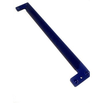 Lisse pour système modulaire versatile AR SISTEMAS, l.100 x H.6 x P.3.5 cm