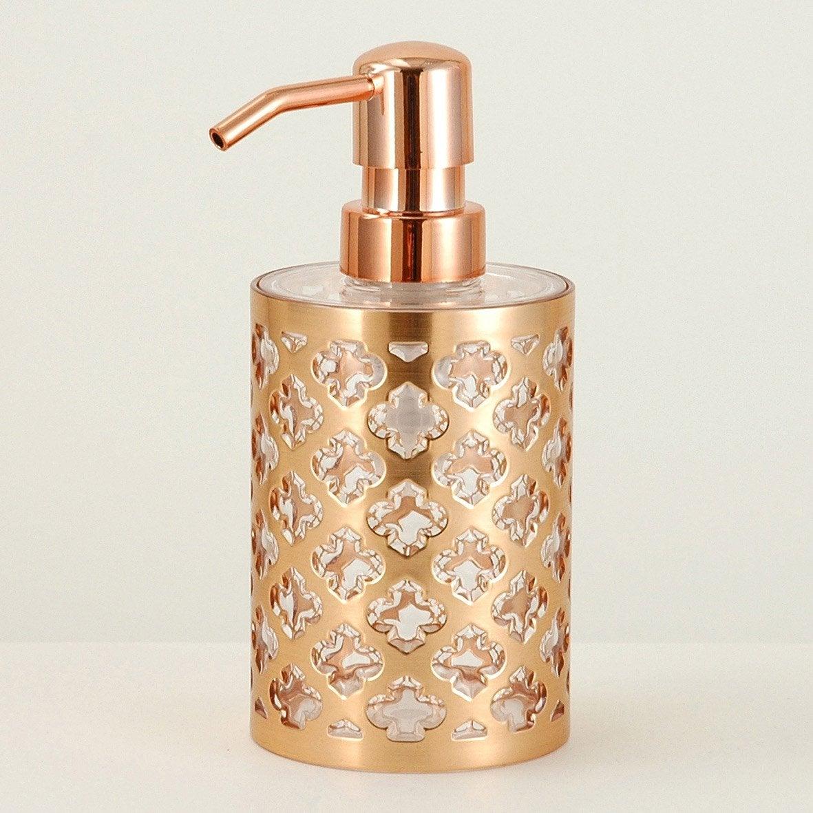 Distributeur de savon Jasmine, cuivre