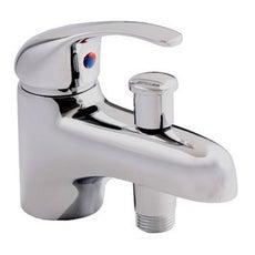 Robinet de baignoire robinet de salle de bains au meilleur prix leroy merlin - Mitigeur bain douche leroy merlin ...