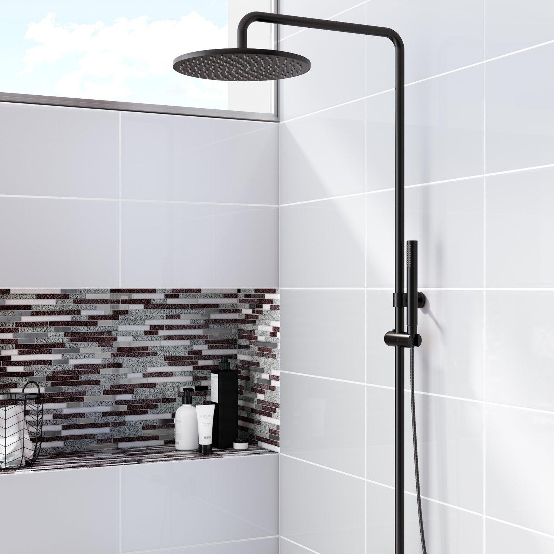 Donner de la modernité à votre douche, avec une niche en carrelage ...