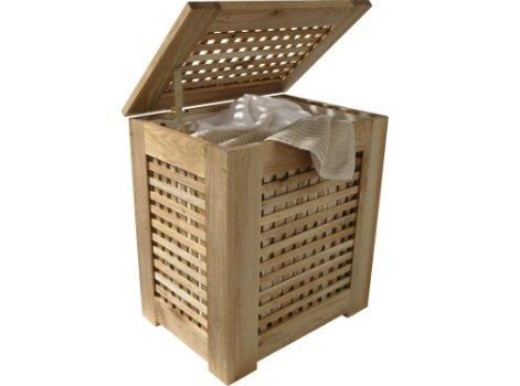 En bois   un choix esthétique qui s intégrera dans des salles de bains à  l atmosphère sereine, si le bois conserve sa teinte naturelle. a691323931bb