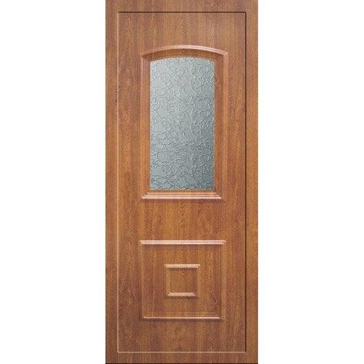 porte d 39 entr e sur mesure leroy merlin. Black Bedroom Furniture Sets. Home Design Ideas