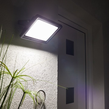 projecteur ext rieur eclairage jardin au meilleur prix leroy merlin. Black Bedroom Furniture Sets. Home Design Ideas