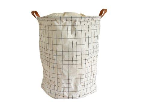 En tissu   le panier en tissu est léger et peut même se replier en cas de  besoin, pour faciliter le rangement. Il peut également passer dans la  machine à ... a5554471036c