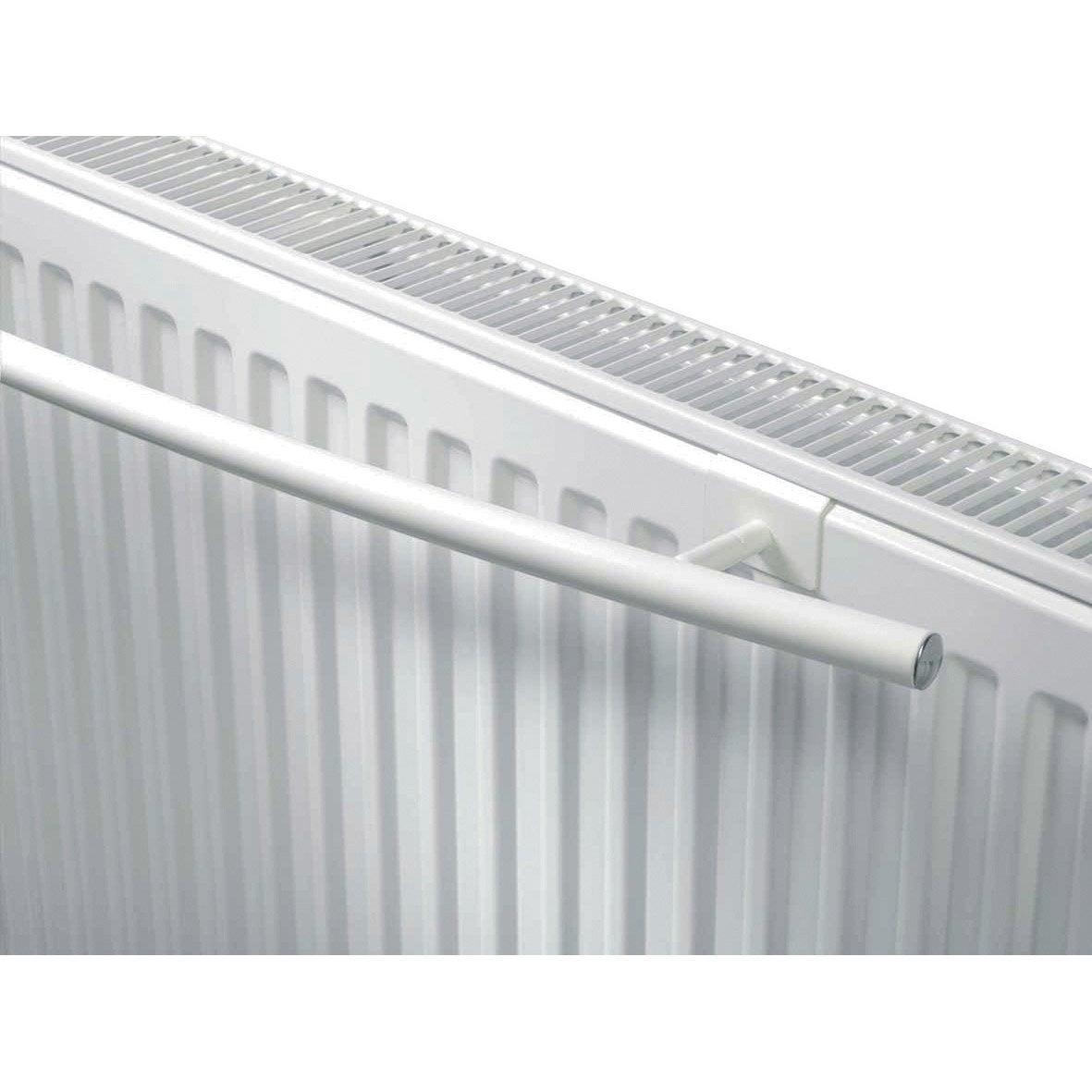 Barre Porte-serviettes Et Fixations Superia Blanc