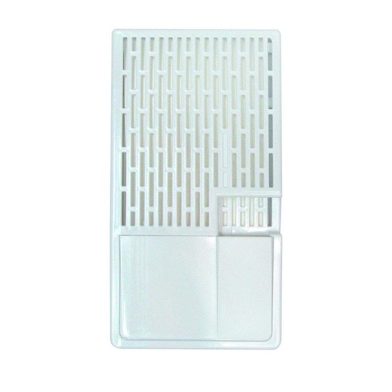 Saturateur Plastique Blanc