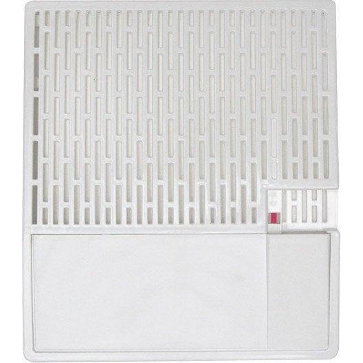 Saturateur niveau plastique blanc leroy merlin - Humidificateur pour radiateur ...