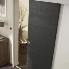 porte coulissante porte int rieur escalier et main courante menuiserie leroy merlin. Black Bedroom Furniture Sets. Home Design Ideas