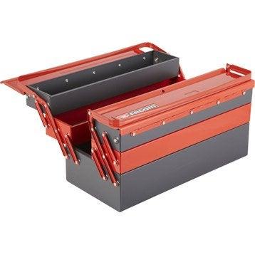 Boîte à outils accordéon FACOM, L.47 cm