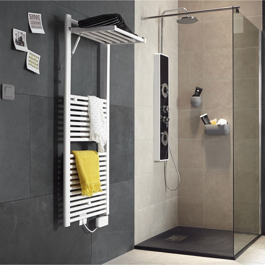 feuille de pierre noir slate skin leroy merlin. Black Bedroom Furniture Sets. Home Design Ideas