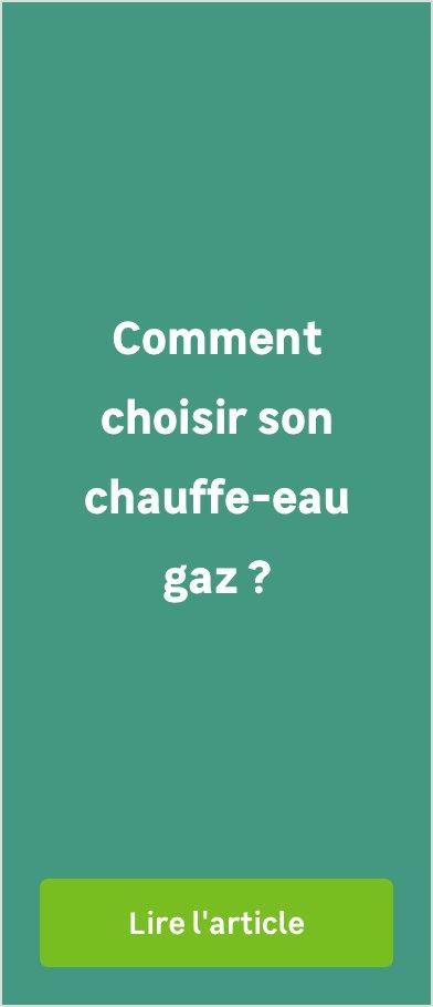 Chauffe Eau Gaz Au Meilleur Prix Leroy Merlin