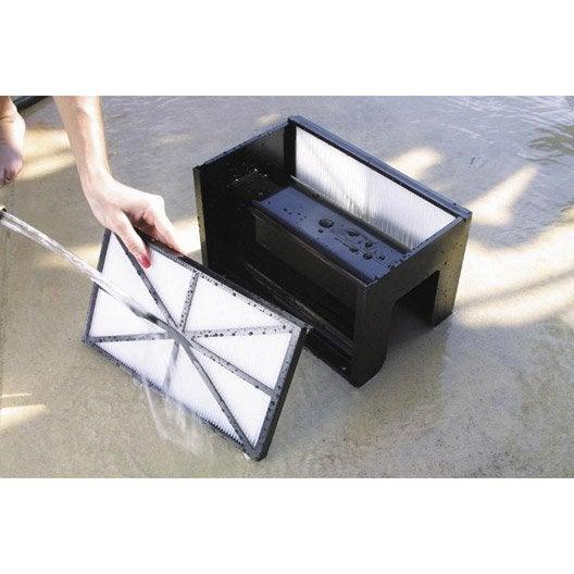 Filtres pour robot tiger shark leroy merlin for Robot piscine tiger shark moins cher