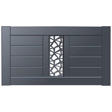 Planchas de pvc leroy merlin cheap top de pared pvc line - Cloture aluminium castorama ...