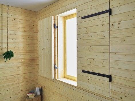 Comment isoler les murs sous un bardage int rieur for Prix bardage bois interieur