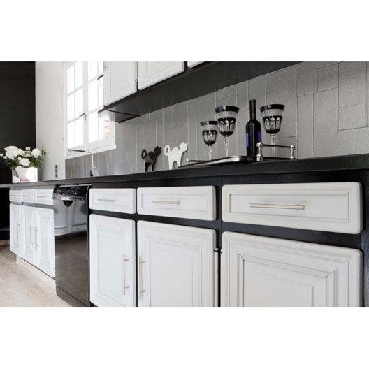 Peinture d colab meuble de cuisine 100 r sist v33 violet aubergine 2 l leroy merlin - Meuble cuisine violet ...