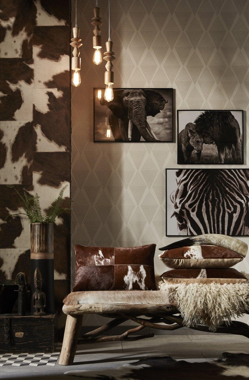 Salon Style Africain un salon au style africain | leroy merlin