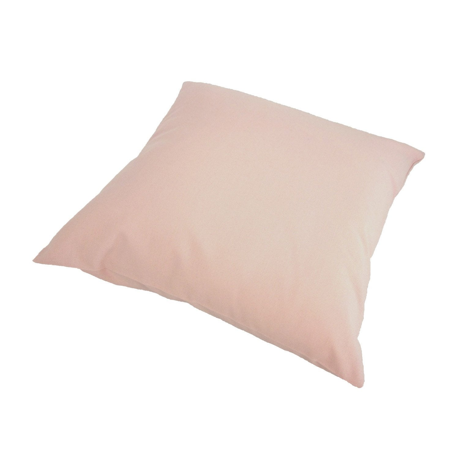 Coussin Sunny INSPIRE, rose l.40 x H.40 cm