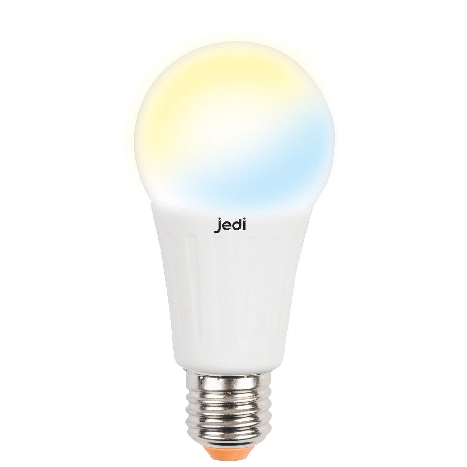 White Bulb Warm Cool White Led 806lm 105w 60w Equiv E27 Jedi