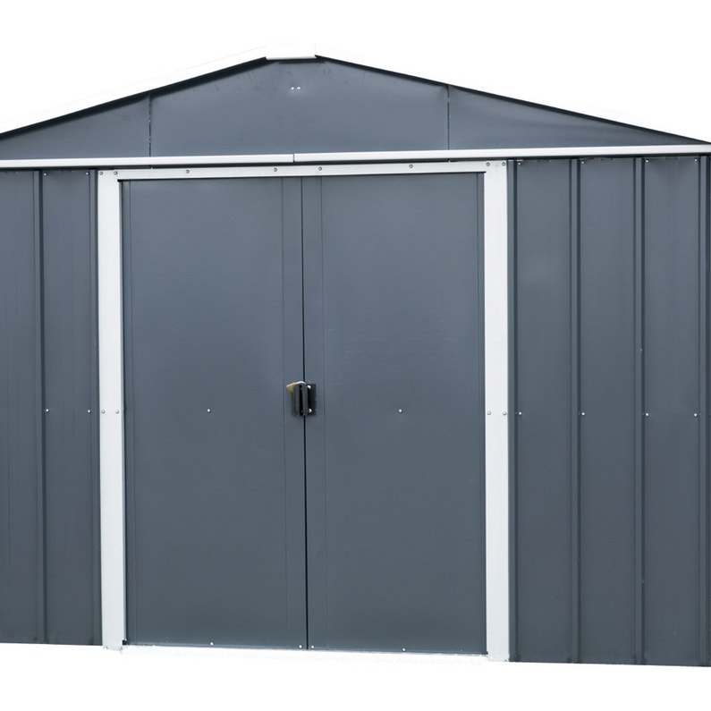 vente chaude en ligne 6303c 5b29d Abri de jardin métal YARDMASTER ép. 0.3 mm, surface utile 5.11 m²