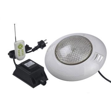 eclairage piscine spot piscine lampe led au meilleur. Black Bedroom Furniture Sets. Home Design Ideas