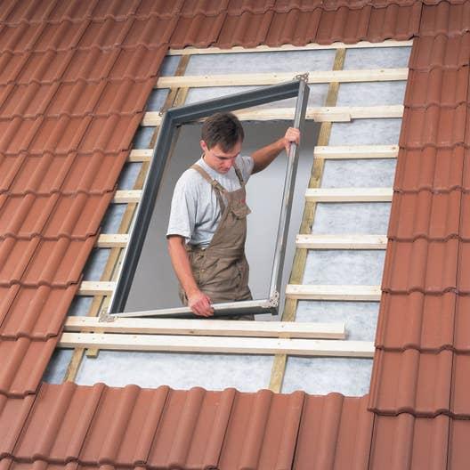 bloc isolant standard pour fen tre de toit velux bdx uk08. Black Bedroom Furniture Sets. Home Design Ideas