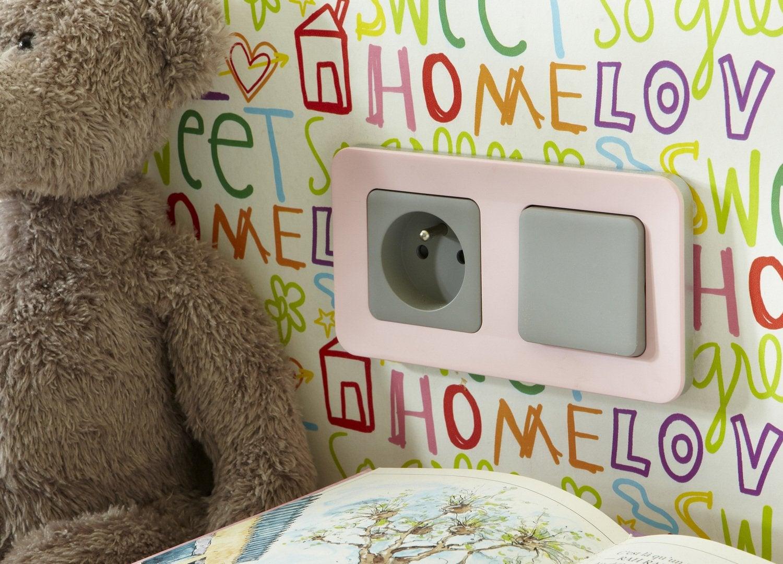 interrupteur dimbler dor fontini leroy merlin. Black Bedroom Furniture Sets. Home Design Ideas